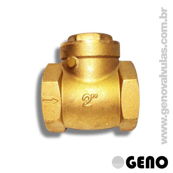 Ideal para serviços prediais, comerciais, industriais e hospitalares de água, aquecimento, ar condicionado e sistemas de ar comprimido, para impedir refluxos.