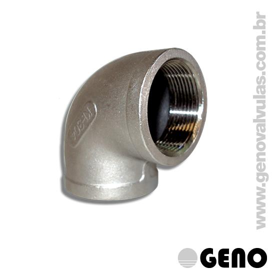 As conexões em Aço Inox (AISI 304) são indicadas para redes de Água, de Fluídos Líquidos, Ar e Gás, em indústrias alimentícias, químicas, cosméticas, petroquímicas, petrolíferas e de equipamentos em geral.