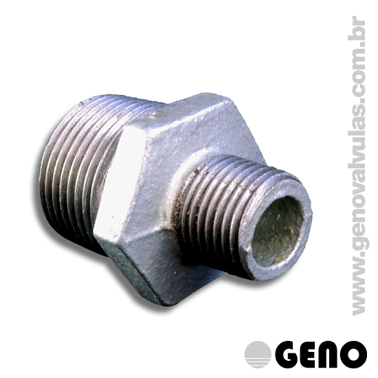 As conexões em Ferro Maleável Galvanizado são indicadas para redes de Água Residencial, Comercial e Industrial, para Rede de Combate a Incêndio, Hidrantes e Sprinklers.