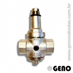 Válvula Redutora de Pressão 25 BAR - 4