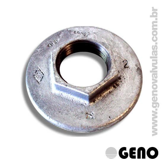 As conexões em Ferro Maleável Galvanizado são indicadas para redes de Água Residencial, Comercial e Industrial, para Rede de Combate a Incêndio, Hidrantes e Sprinklers